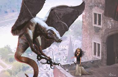 Daenerys1 by AndrewDoris