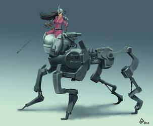 Centaur 1 by AndrewDoris