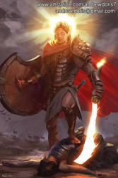 Helios Triumphant by AndrewDoris
