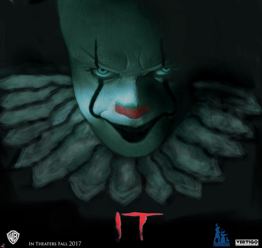 IT (2017) Movie Poster by Snake-Powerforce on DeviantArt