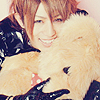 ViViD shin + teddy bear by MellCaramell