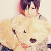 ViViD ivu + teddy bear by MellCaramell