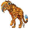 Cheetah icon by pinemartenartin