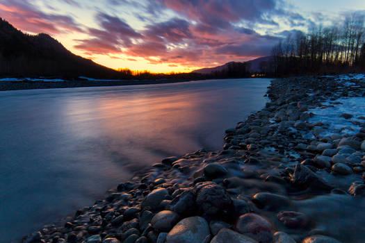 Rokinon 14mm Sunset