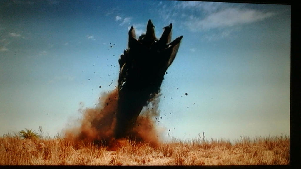 Graboid From Tremors 5 Bloodlines By Leathertachi On Deviantart