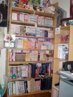 shojo manga collection by Lunasakurahime