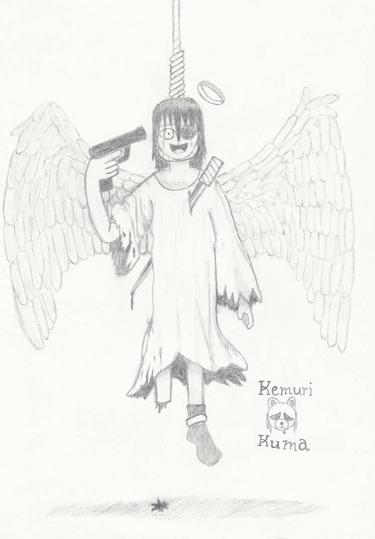Messenger of Suicide by KemuriKuma