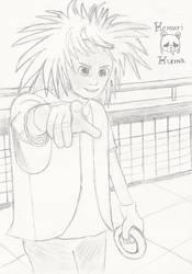 Sonic Gijinka by KemuriKuma