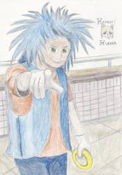 Sonic Gijinka colored by KemuriKuma
