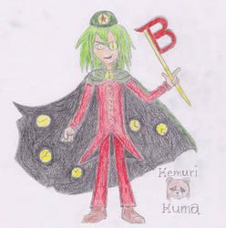 SBC Gijinka colored by KemuriKuma