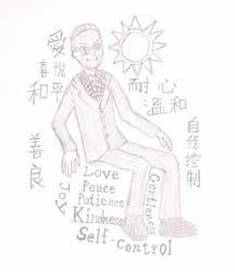 Grandfather by KemuriKuma