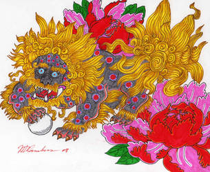 Foo Dog by guitargold