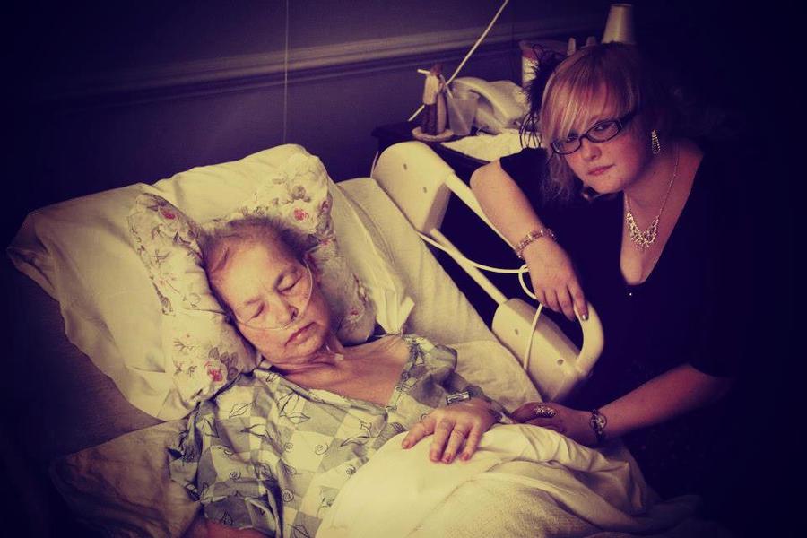 Love kills cancer by rememberlovekimx