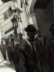 Hollow Men by owenfreeman
