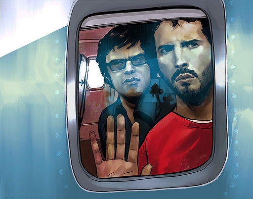Conchords by owenfreeman