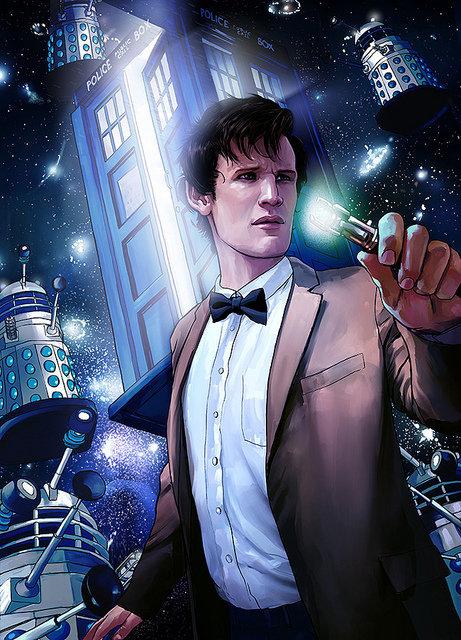 Doctor Who by owenfreeman