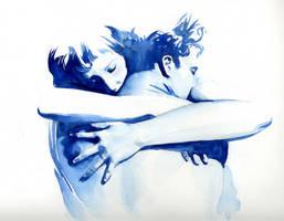 Blue by owenfreeman