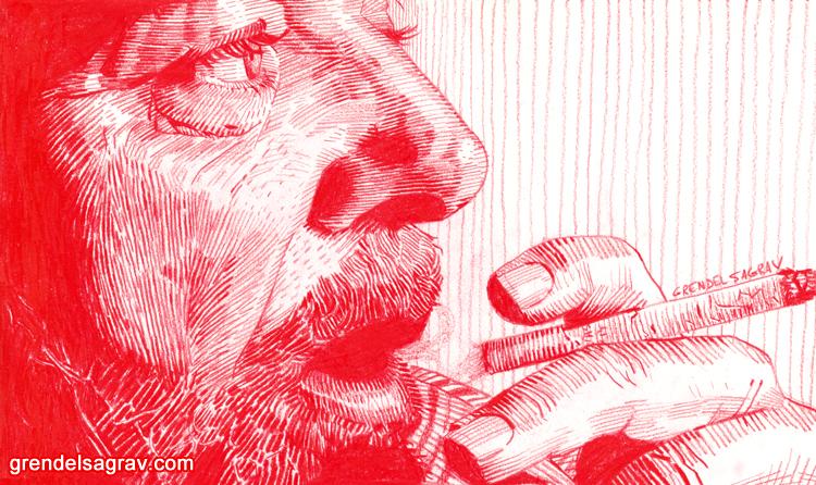 Jaime Gil de Biedma 04 by GrendelSagrav