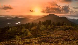 Sublime Landscape by FF93