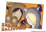 Hisakira- Halloween