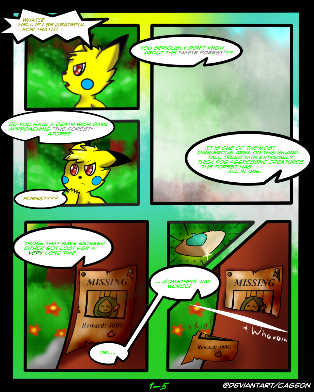 PMD: DS Chaper 1 Page 5