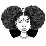 Afro-inks #2