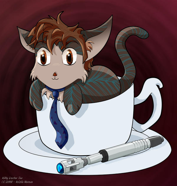 Kitty-Doctor's Tea