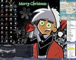 Dec 05 Desktop - Danny Phantom by Kitzira