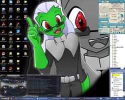 March '06 Desktop - Technus by Kitzira