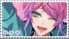 Ramuda Amemura stamp by NineAlpha
