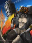 Neo Wondreico of Leaning Tower of Pisa iPiseico DC by thefastzza