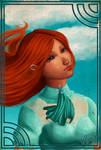 A soft breeze of memories by Atramina