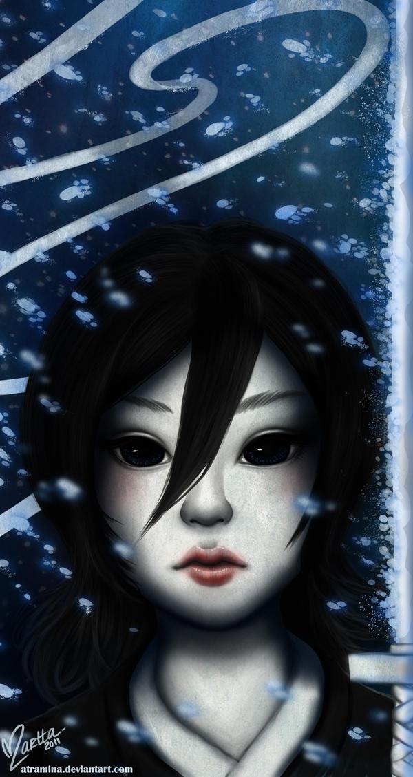 Frozen Heart by Atramina