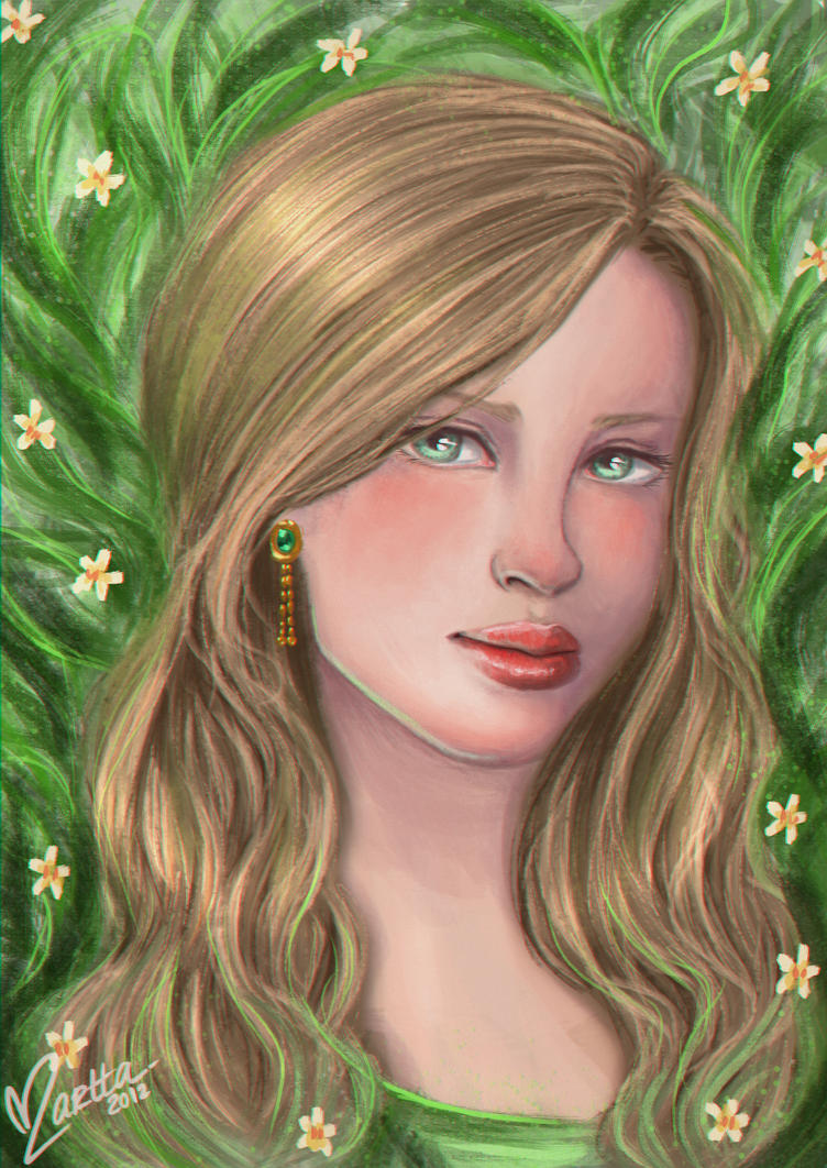 Margaery: Growing Strong by Atramina