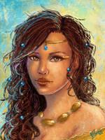 Arianne: Unbowed, Unbent, Unbroken by Atramina