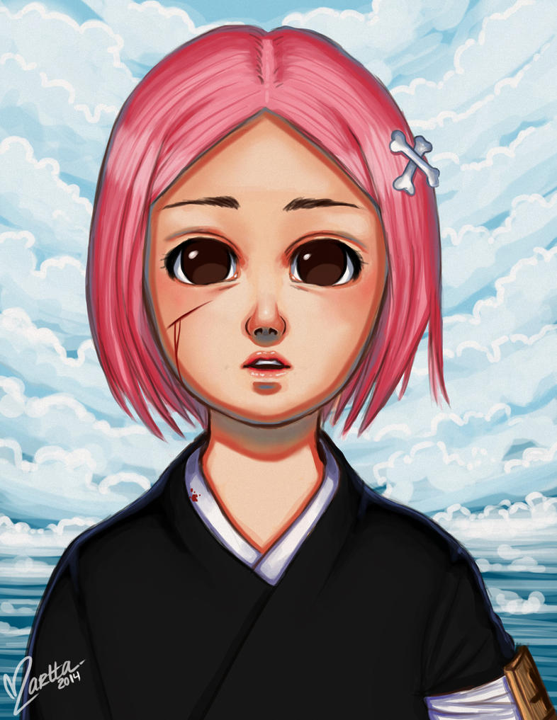 Yachiru by Atramina
