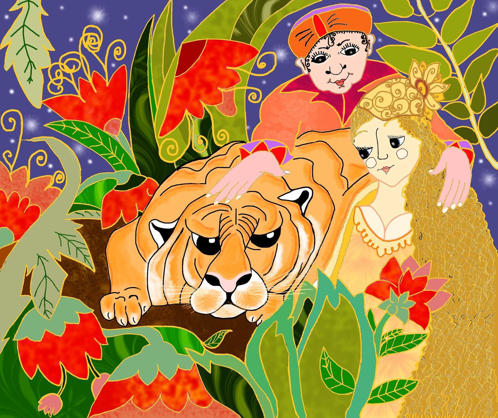 La legende du tigre Roudhi