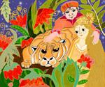 La legende du tigre Roudhi by NicoleNoe