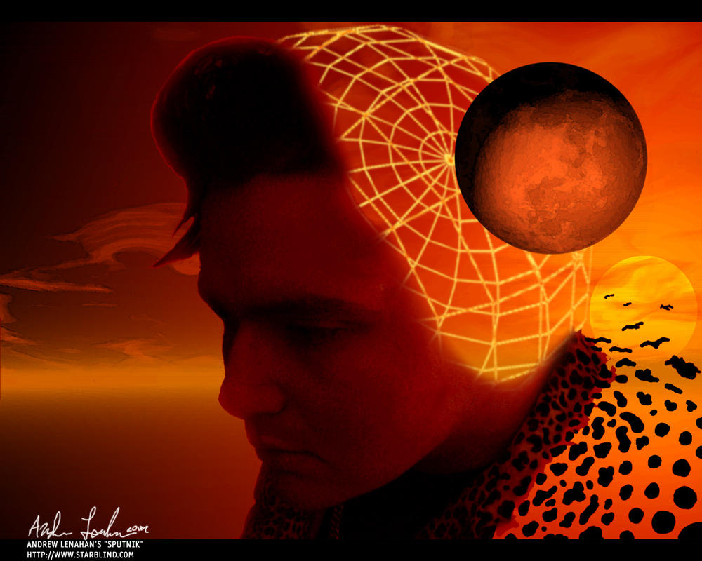 Andrew Lenahan Sputnik by starblind