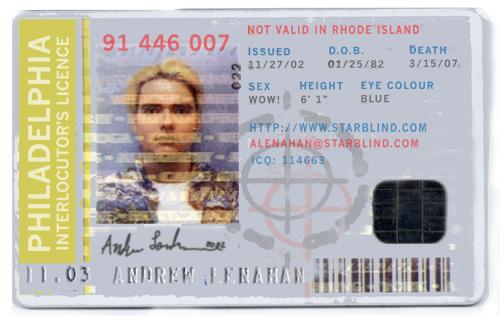 Interlocutors Licence