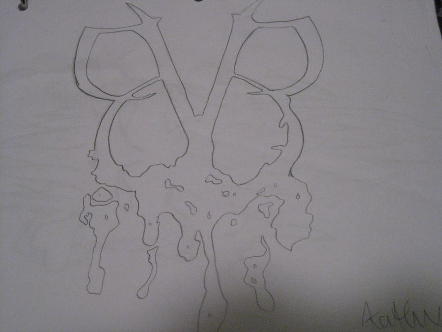 black veil brides logo by hellhoundsbitch on deviantart. Black Bedroom Furniture Sets. Home Design Ideas
