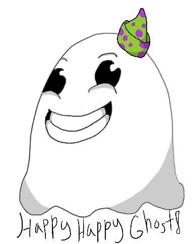 HappyHappyGhost's Profile Picture