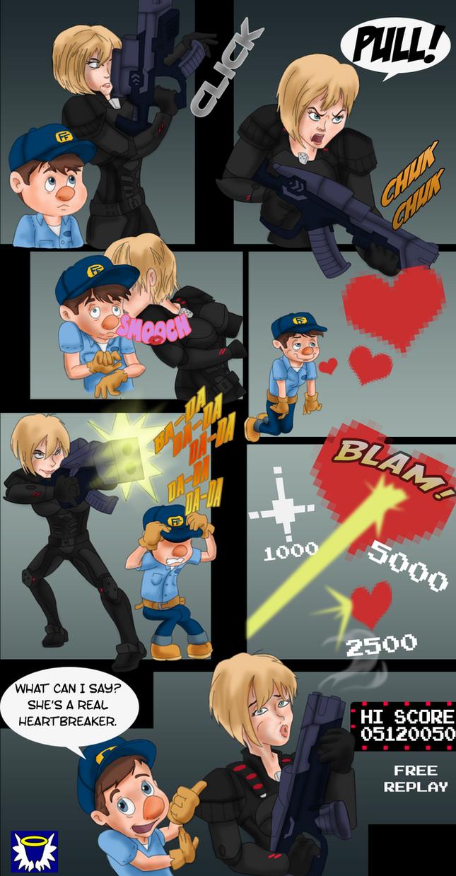 HeartBreaker by BlueSerenity