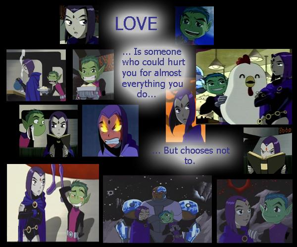 Love Defined by BlueSerenity