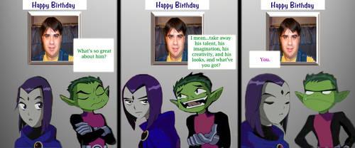 Happy Birthday by BlueSerenity