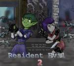 TT - Resident Evil Go