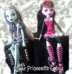 Frankie and Draculaura