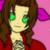 Aerith Icon 4 ~ Cheerful/Praying