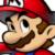Request Icon 11 ~ Mario by Rydiachildplz