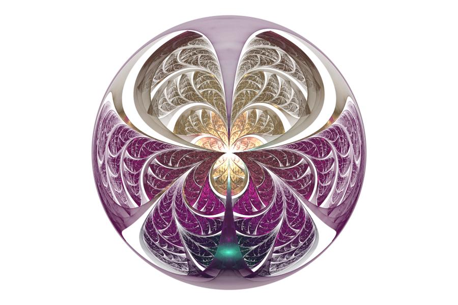 Sphere of Light by HarvestMoonArt